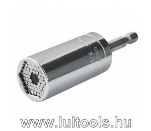 Univerzális dugókulcs 7-19mm