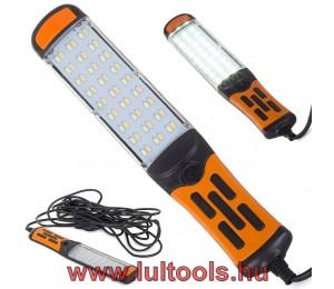 Műhelylámpa 60 db COB LED