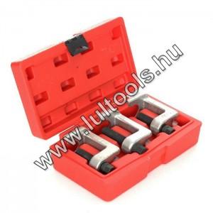 Gömbfej kinyomó készlet 23mm,28mm,34mm