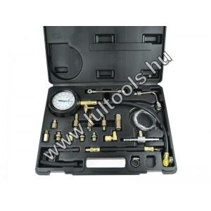 Befecskendező rendszer nyomásmérő készlet, 0 - 10 bar