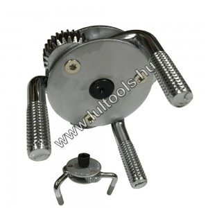 3 körmös olajszűrő leszedő 63-110mm