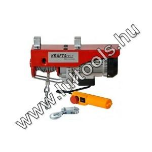 Elektromos csörlő 125/250Kg KD1524