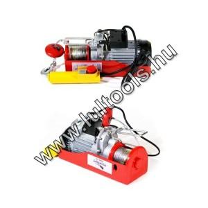 Elektromos csörlő 300/600Kg PM-WE-1200