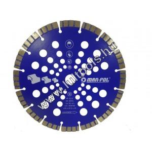 Gyémánt vágókorong, 230mm Gránithoz