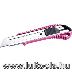 Univerzális vágó kés, fémházas, Extol Lady