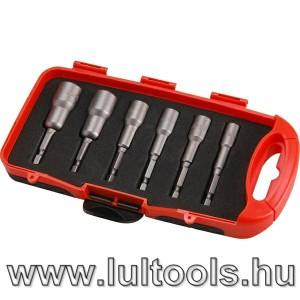 Behajtó készlet, hatlapfejű csavarhoz 5db, 6-13mm