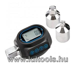 digitális nyomaték adapter, hangjelzéssel, 20-200Nm