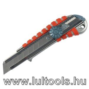 tapétavágó kés 18mm aluházas csavaros rögzítés