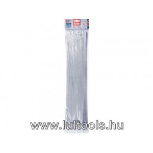 Kábelkötegelő 7,9×450mm 50 db, rozsdamentes acél