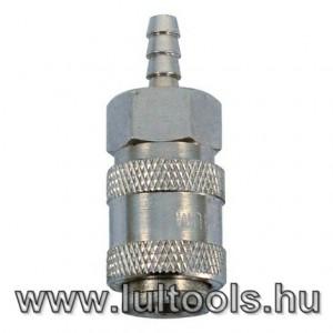gyors-csatlakozó cső csatlakozással 10mm