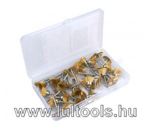 mini drótcsiszoló klt. 3,2 mm befogás, 45 db