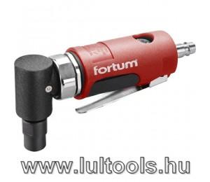 Pneumatikus furatköszörű, derékszögű 3-6mm Fortum