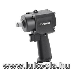 "Légkulcs, 1/2"", 610Nm, (Twin Hammer) 125mm"