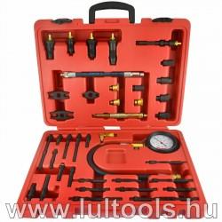 Benzin és dízelmotor kompresszor henger nyomásmérő készlet