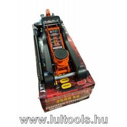 2.5T erősített műhelyemelő + gumipogácsa HA2266