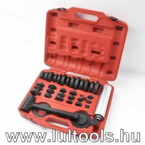 Kerékcsapágy felütő készlet, 37 részes, 10 - 110 mm