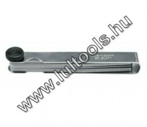 Hézagmérő 0.05-1.00mm 20 méret
