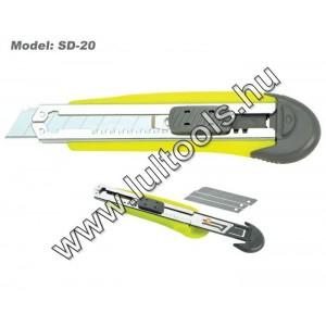 Öntöltős tapétavágó kés
