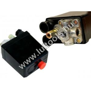 Kompresszor nyomáskapcsoló 4 kiállás