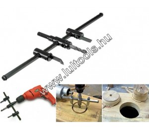 Állítható körkivágó 30-300mm