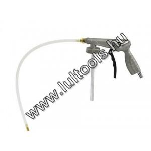 Alvázvédő rücsi pisztoly szabályozható