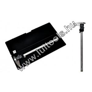 300mm-es Digitális tolómérő mélységmérővel
