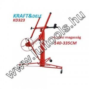 Kraftdele KD323 gipszkarton, paletta emelő