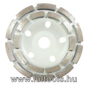 Betoncsiszoló - betonmaró tárcsa 125mm