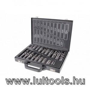170 részes HSS csigafúró készlet 1-10mm