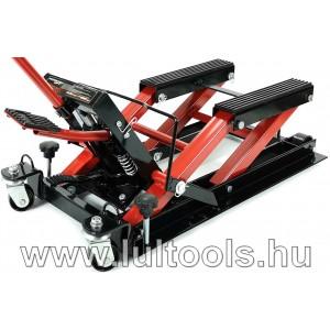 Hidraulikus motorkerékpár - quad emelő 680kg