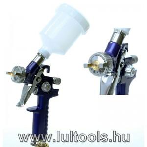 Profi szórópisztoly (mini HVLP) 1.0mm