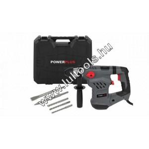 PowerPlus POWE10081 elektromos ütvefúrógép, 1600W