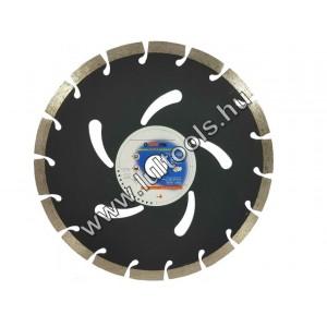 Lézer-hegesztett gyémánt vágótárcsa 230mm