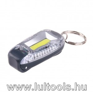 LED lámpa és kulcstartó