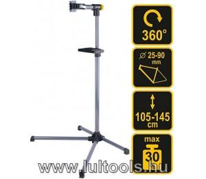 Vorel kerékpár szerelő állvány 105-145 cm